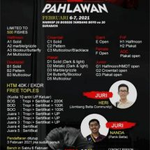 Acara Liga Pahlawan Surabaya